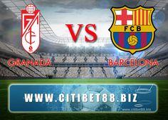 Prediksi Granada vs Barcelona 3 April 2017