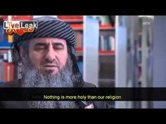Mullah Krekar in Norway gives chilling and honest interview about Islam ...