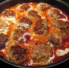 Boulettes de veau au gorgonzola - Cuisine du monde - Pure Saveurs