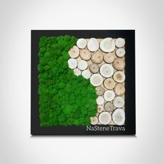 All Details You Need to Know About Home Decoration - Modern Moss Wall Art, Moss Art, Tree Wall Art, Green Furniture, Space Interiors, Unique Wall Art, Outdoor Art, Flower Designs, Painting