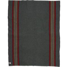 Watch the mountain goats play with Pendleton's Backcountry Exclusive Camp Blanket keeping you comfortably warm. This cozy blanket blends virgin wool and cotton for a soft, smooth, itch-free feel. Wool naturally resists flames and moisture so you can pair the camp blanket with a nighttime fire or rainy Independence Day firework display, which would be even more special considering this blanket is made in the USA. This throw-sized blanket is a car-camper's favorite. Like all Pendleton…