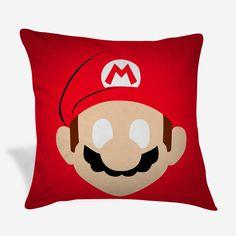 Super Mario Bros Pillow Case