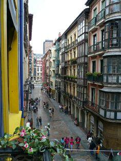 Calle Santamaria, Casco Viejo, Bilbao