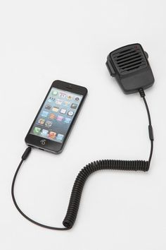 Over & Out Walkie-Talkie Handset #urbanoutfitters