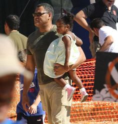 Laurence Fishburne and daughter Deliliah. We Are Family, Family First, Family Love, Fathers Love, My Father, Famous Black People, Men And Babies, Old Money, Personal History