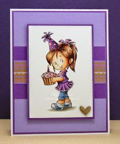 Delphine's place: cupcake Nancy