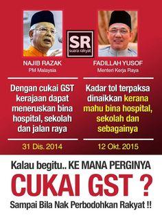 """Di dalam artikel """"10 Reasons Why Najib Razak And His Regime Is The Worst"""" yang lepas, kita sudah membincangkan 10 sebab pertama mengapa kepimpinan Dato Sri Najib Razak adalah yang paling teruk dala..."""