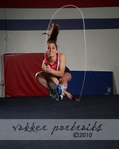 Yup.  Was a Hopping Hornet jump rope team kid in junior high.  Haha
