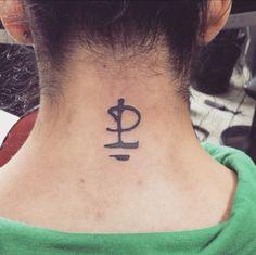 Tattoo símbolo Pink Floyd