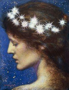 Edward Robert Hughes - Night (1880-85)