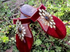 kundan wedding shoe, wedding shoes, wedding sandals, kundan