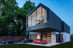 Autohaus by MF Architects