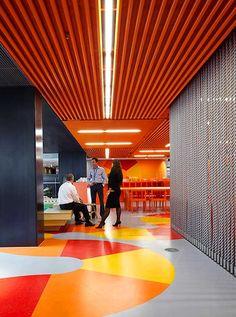 ANZ Centre Cafeteria, Australia