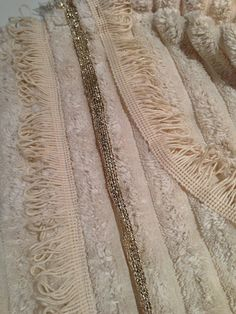 diy moroccan wedding blanket!!!