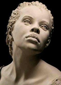 Nubian sculpture