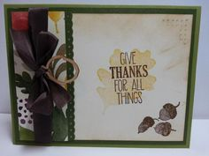 for all things take 2 by lizzier - Cards and Paper Crafts at Splitcoaststampers