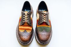 THING: Dr. Martens x Pendleton Fall/Winter '13 Collection | Streething