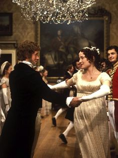 'Pride and Prejudice' (1995) with Jennifer Ehle as Lizzy Bennet.