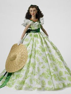 """What My Lamb Gonna Wear?"" - Gone With the Wind collection - 2010 - #GoneWithTheWind #TonnerDolls"