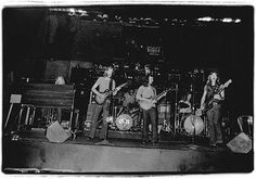 Allman Bothers - last soundcheck at the Fillmore East (Amalie Rothschild photo via Bobby Wallace)