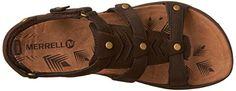 Amazon.com | Merrell Women's Adhera Three Athletic Sandal | Sport Sandals & Slides