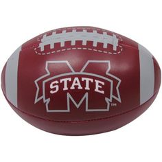 Rawlings Mississippi State Bulldogs 4'' Quick Toss Softee Football