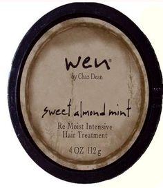 Wen Re Moist Intensive Hair Treatment in Sweet Almond $27.90