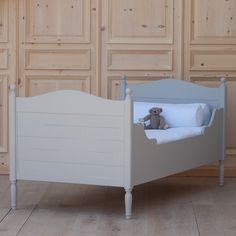 Harry's Children's Bed :: Bradshaw Kirchofer Handmade Furniture