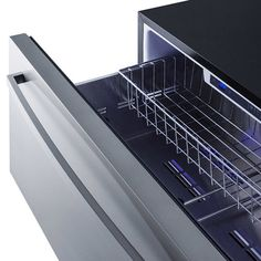 Summit 30 Inch Wide Drawer Refrigerator Secondary Image