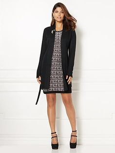 Shop Eva Mendes Collection - Ainsley Duster . Find your perfect size online at the best price at New York