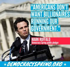 THE POLITICAL REVOLUTION is happening people. April 2nd-11th: March from Philadelphia, PA to Washington, D.C. April 11th-18th: Mass nonviolent sit-ins and legal protests at the Capitol in DC. Democracy Spring is being organized by a growing coalition of over 100 organizations.we will demand a Congress that will take immediate action to end the corruption of big money in our politics & ensure free and fair elections in which every American has an equal voice. #DemocracySpring…