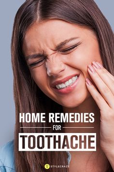 It is quite strange that toothaches tend to manifest usually at nights, during weekends or holidays when most dental clinics are closed. When you have this pain, the last thing you want is to be told is that you will have to wait a day or two before you can see a dentist. 18 Effective Home Remedies For Toothache