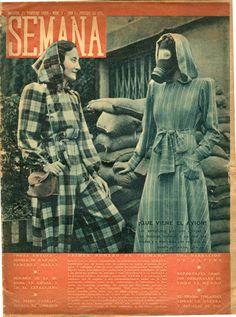 27  de febrero de 1940 y 50 céntimos de precio.