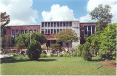 Smt. Hansa Mehta Library at the Maharaja Sayajirao University of Baroda – Baroda, India
