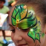 Featured Faces of Fanciful Faces, Best Chicago Face painting!