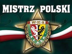WKS Śląsk Wrocław - Polish champion in football!!!!! And, i hope, winner of Polish Cup! :)