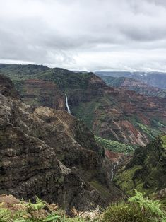 "Der ""Grand Canyon des Pazifiks"""