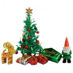 Lundby Smaland Christmas Tree Set