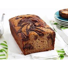 Nutella Banana Bread Recipe recipe | Food To Love