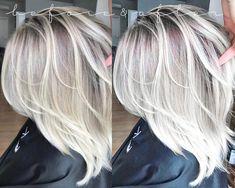 Medium Blonde Hair, Short Wavy Hair, Brown Blonde Hair, Platinum Blonde Hair, Light Brown Hair, Short Blonde, Grey Hair, Medium Hair Styles, Curly Hair Styles