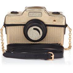 Accessorize Cara Camera Across Body Bag ($44) ❤ liked on Polyvore featuring bags, handbags, shoulder bags, accessories, purses, bolsas, camera, summer purses, crossbody purse and cross body