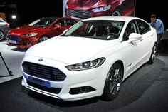 Ford Mondeo Arrives At The End Of 2014!