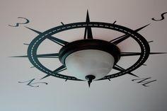 I'm really into compasses lately.