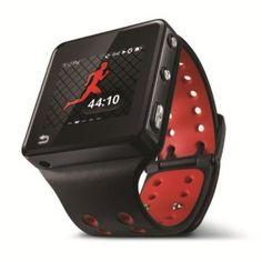 Hit the pavement or gym w/ Motorola MotoACTV - complete fitness tracker w/ audio coach, GPS & streams audio to your Bluetooth wireless headphones.