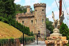 Berkeley Springs Castle, West Virginia