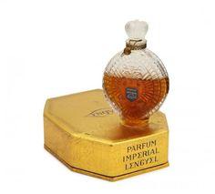 """1928 R. Lalique """"Imperial"""" perfume bottle : Lot 169"""
