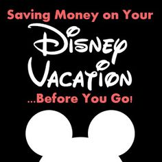 Architecture of a Mom: Saving Money on your Disney Trip Before You Go