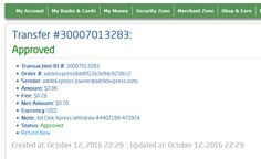 Ad Click Xpress - ACX paying all day and here is my payment Nr.38.!!! NO SCAM HERE!!! THANKS ACX!! Here is my Withdrawal Proof from AdClickXpress. I get paid daily and I can withdraw daily. Online income is possible with ACX, who is definitely paying - no scam here,I WORK FROM HOME less than 10 minutes and I manage to cover my LOW SALARY INCOME. If you are a PASSIVE INCOME SEEKER, then AdClickXpress (Ad Click Xpress) is the best ONLINE OPPORTUNITY for you.
