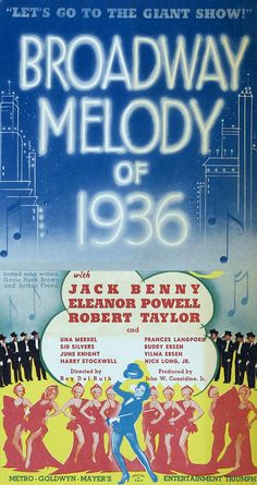 10 million times better than The Broadway Melody of 1929. Love it! Especially the fact that Buddy Ebsen is in it! Look out for songs that ended up in 'Singin' in the Rain'. :)