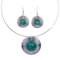 Cheap necklace bracelet set, Buy Quality set nokia directly from China necklace lariat Suppliers:     Round Blue Turquoise